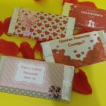 Mini tabletes de chocolate personalizadas 40gr – 1,20€