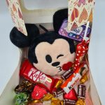 Caixa com porta-chaves Mickey e chocolates – Ref. L31 – 7,00€